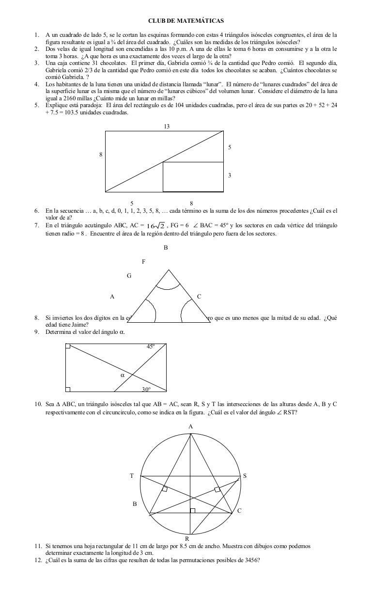 Asombroso Triángulos Semejantes Hoja De Kuta Colección de Imágenes ...