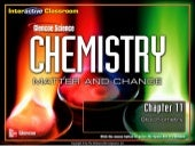 Cmc chapter 11