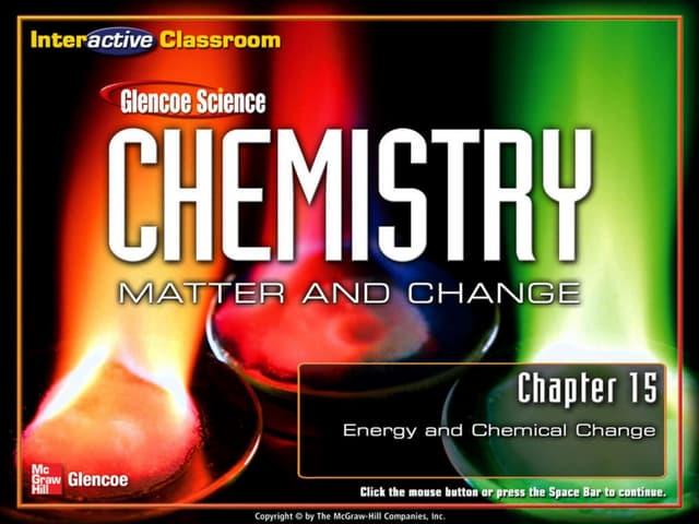 Cmc chapter 15