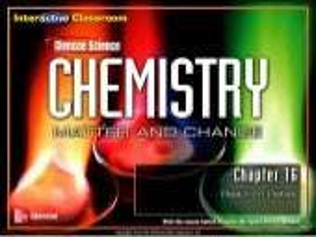 Cmc chapter 16