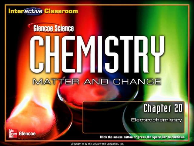 Cmc chapter 20
