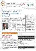 Customer Management Insights - Anno 2 Numero 3 - Aprile 2013