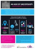 Infographic: Age of Uncertainty by CMI and EY Foundation