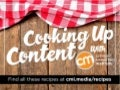 Cooking Up Content with the Content Marketing Institute