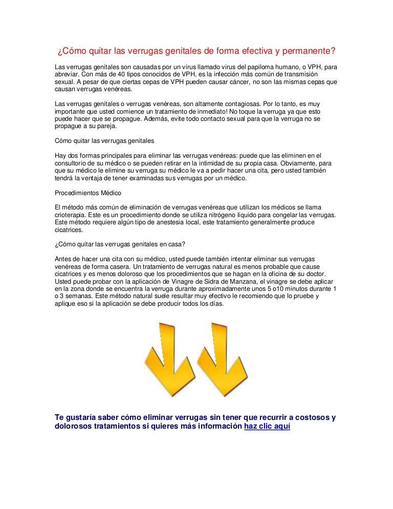 verrugas tratamiento pdf
