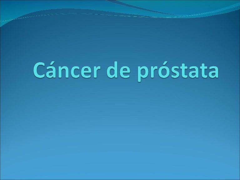 cancer de prostata uc