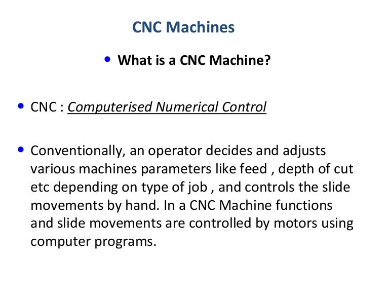 Cnc Programming For Begainer Part 1