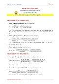 Công thức phân tích tài chính doanh nghiệp