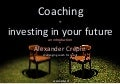 Coaching explained, illustrated updated 2013 version, coach