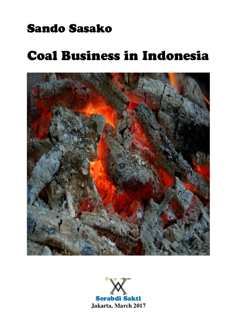 Coal business in indonesia april 2017 fandeluxe Image collections