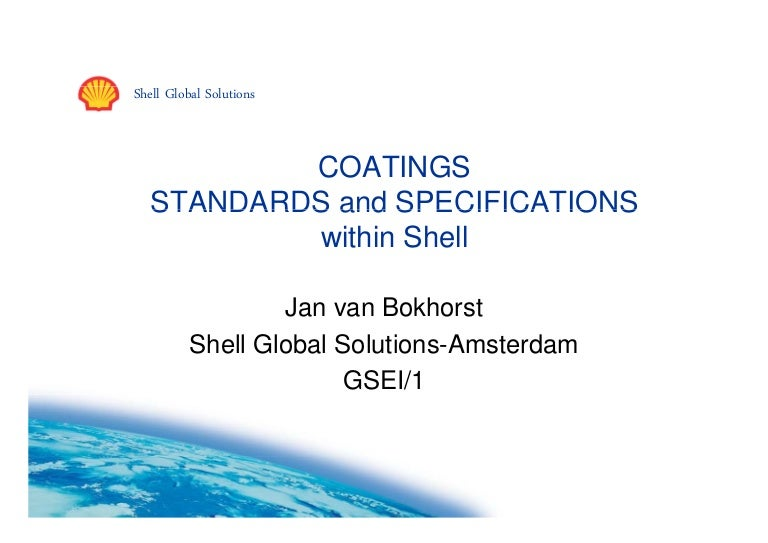 Coatings Standards And