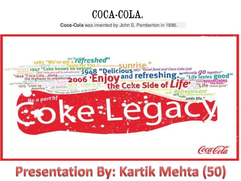 coco cola key success factors Coca-cola's position atop the branding world hasn't come easily, and its future in 2013, coca-cola slipped to third place behind apple and google on interbrand's list of best global brands harder's conclusion highlights the importance of relationships with several key publics in defining the success.