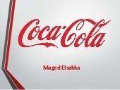 Cocacola co. analysis