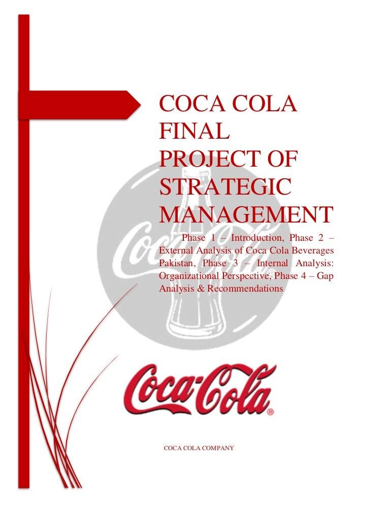 coca cola strategic business units