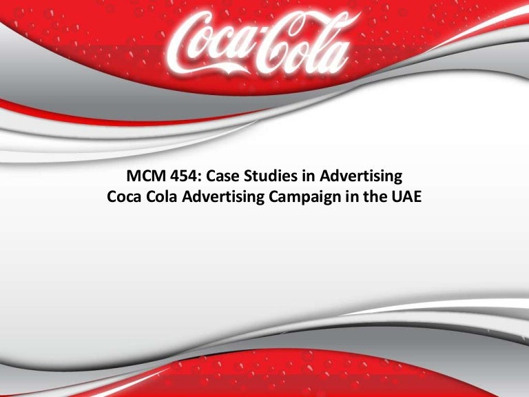 Coca cola advertising campaign in the uae toneelgroepblik Image collections
