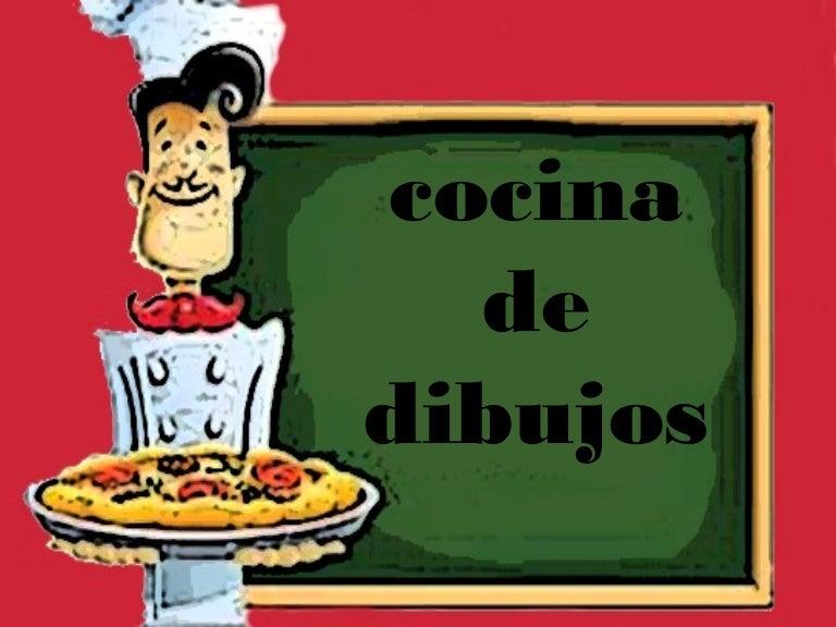 Cocina De Dibujos