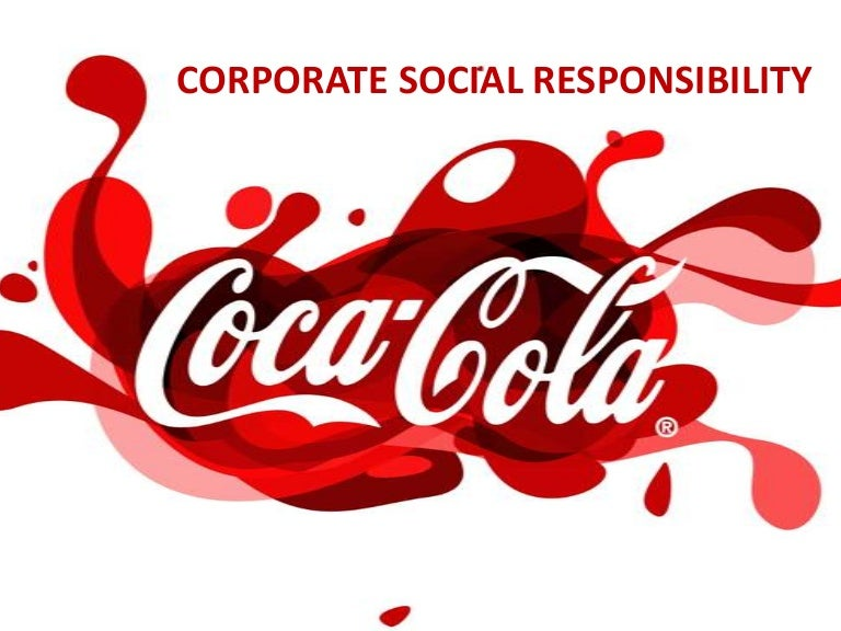 csr case study coca cola