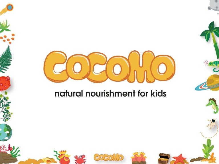 Cocomo Natural Skin Hair Care Brand For Kids