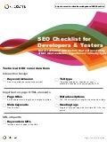 List of technical SEO factors that will most likely affect most websites, regardless of industry.