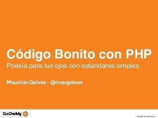 Código Bonito con PHP