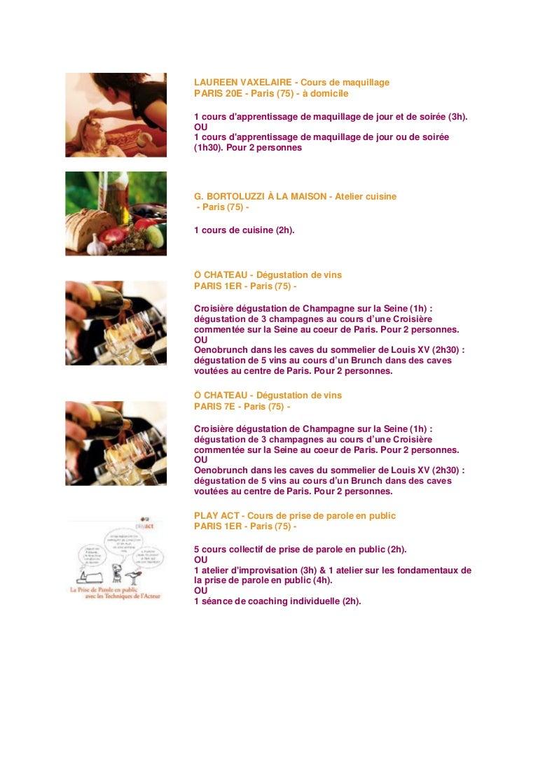 Cours De Cuisine Pyrenees Atlantiques coffret atelier