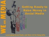 Fundraising In Social Media - CNA