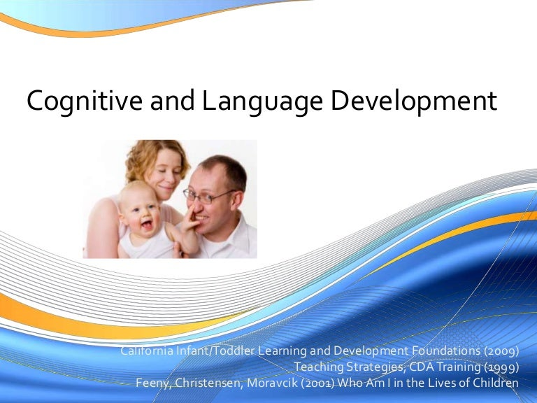 cognitive development and learning Visit this website to learn more about emotional problems, learning disabilities and other health and development concerns just in time parenting (jitp) quality, research-based information to families at the time it can be most useful.
