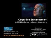 Cognitive Enhancement Theory