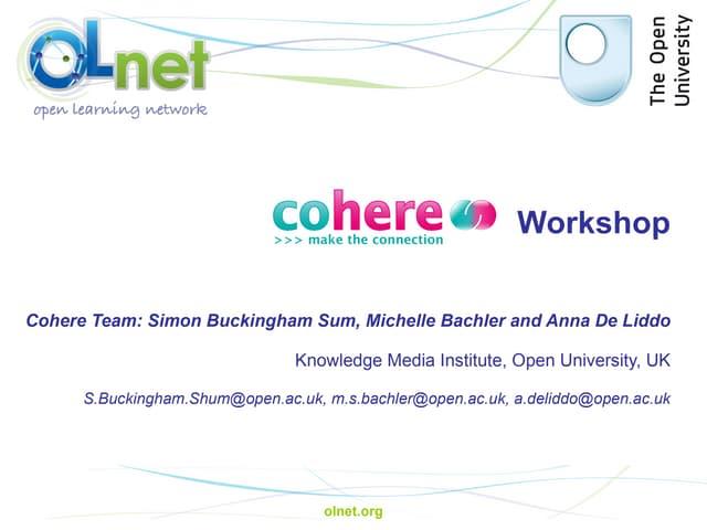 Cohere workshop-intro