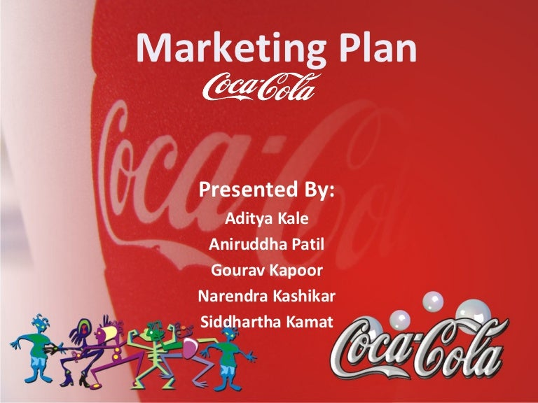 Marketing Presentation On Coca Cola