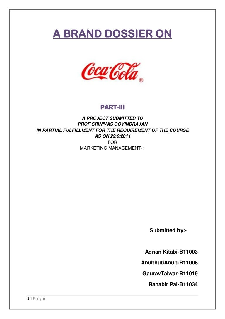 Coca cola brand dossier nvjuhfo Image collections