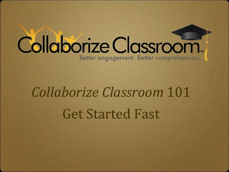 Product review: collaborize classroom online education platform.