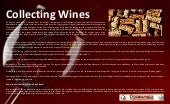 Collecting wines