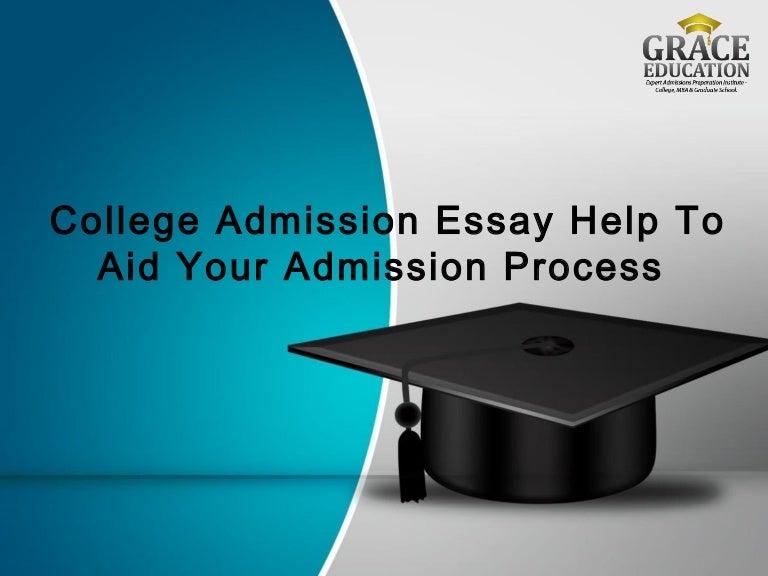 College admission essay help kwasi enin