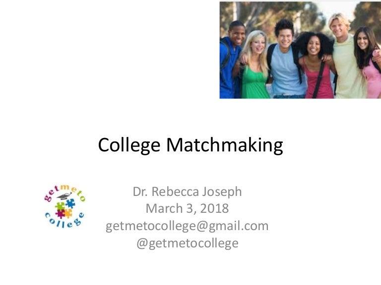 Six degrees matchmaking