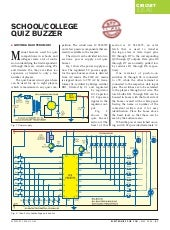 Outstanding Quizz Buzzer Wiring Cloud Hisonuggs Outletorg