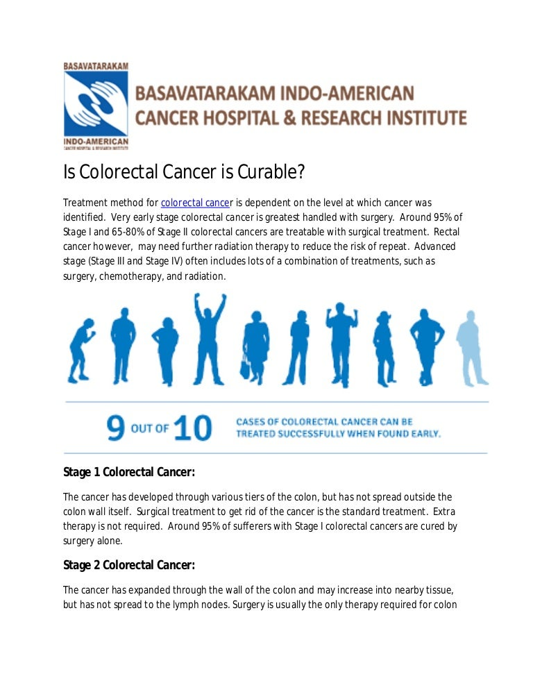 Colon Cancer Treatment Cancer Cure In India