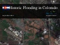Historic Floods in Colorado - September 2013