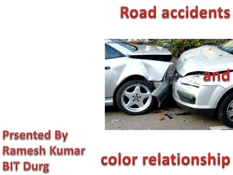 and road accident with solution