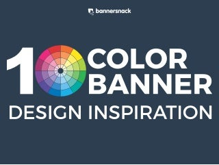 10 color banner design inspiration - Banner Design Ideas