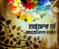 Colors of southern india