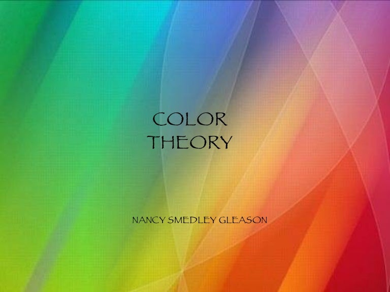 color theory book - Color Theory Book