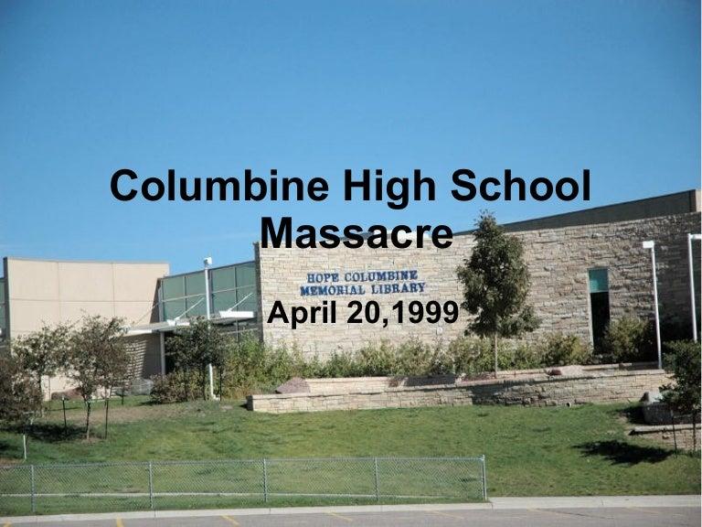 Columbine High School Heute
