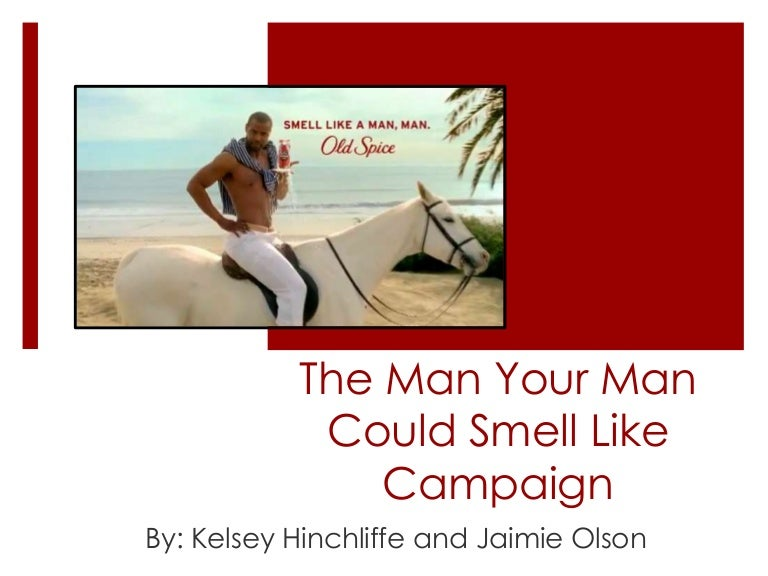 old spice competitors