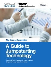 Comcast Business How to build a technology blueprint