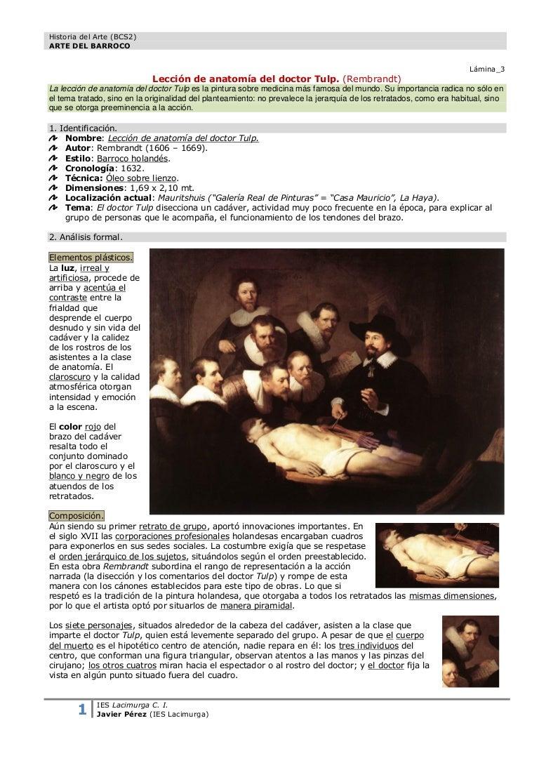 Lección Anatomia_REMBRANDT