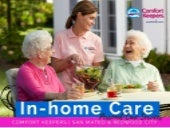 Comfort Keepers - In-home Care Services