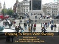 Coming to Terms with Sociality