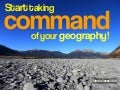 Command Your Geography 2.0
