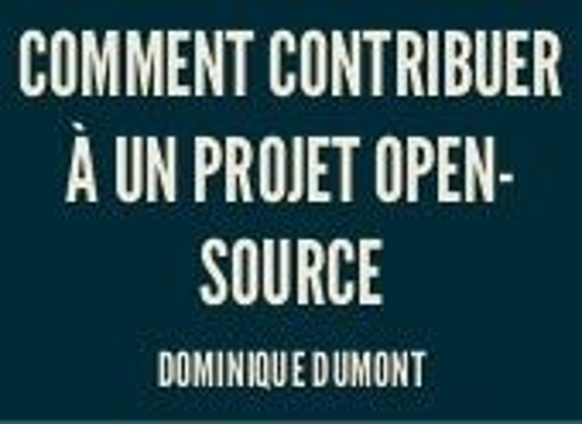 Comment contribuer à un projet open source ?